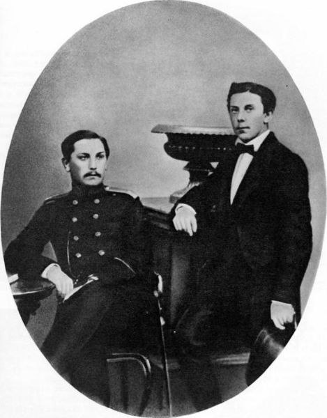 Musorgskiy and Brother