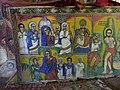 Muurschilderingen in een kerk aan het Tanameer in Ethiopië (6821422317).jpg