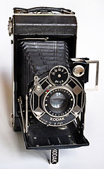 My Kodak Six-20 Model C folding camera (4774090873).jpg