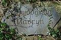 Mynedfa i - Entry to Wyddgrug Madryn - geograph.org.uk - 365367.jpg