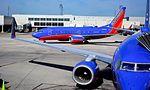 N235WN Southwest Airlines 2006 Boeing 737-7H4 (cn 34630-1916) (24624667236).jpg