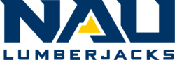 NAU Lumberjacks wordmark.png