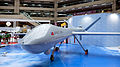 NCSIST ASRD MALE Unmanned Aircraft Systems Front View 20150815.jpg