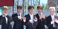NCT Dream during the opening ceremony of the C Festival 2019 02.png