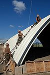NMCB-25 Seabees Assemble a Building at Guantanamo Bay DVIDS230061.jpg