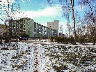 UEC Saturn - UEC Saturn building in Rybinsk, YAR