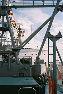 NS Savannah - Forward Deck, Facing Aft.jpg