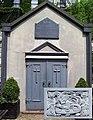 NYC Marble Cemetery John Lloyd Stephens vault-glyph composite.jpg