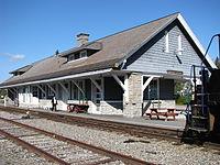 NY Central RR Station, Lake Placid, NY.jpg