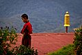 Nalanda Buddhist Institute Bhutan by Lis Magnus-4.jpg