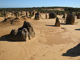 Nambung National Park The Pinnacles.JPG