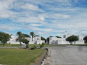 Namutoni - Fort Namutoni