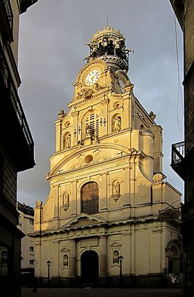 Image illustrative de l'article Église Sainte-Croix de Nantes