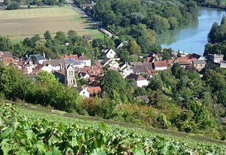 Nanteuil-sur-Marne Commune in Île-de-France, France