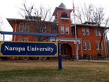 Naropa University - Wikipedia, the free encyclopedia