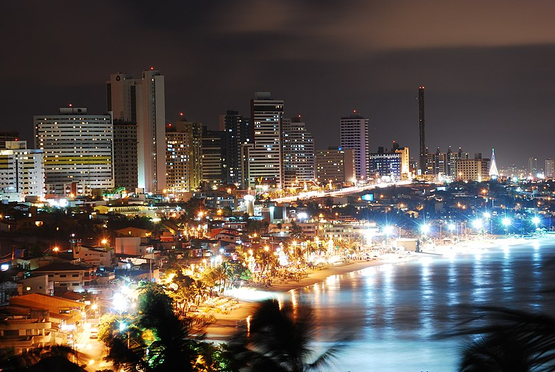 Ficheiro:Natal RN Brasil - Ponta Negra.jpg
