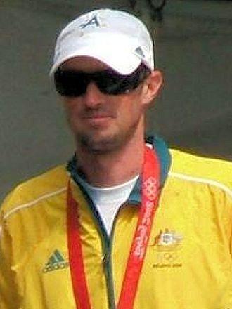 Sailing at the 2008 Summer Olympics – Men's 470 - Image: Nathan Wilmot