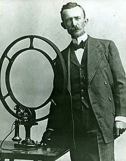 Nathan Stubblefield American wireless communication pioneer