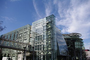 National Institute of Advanced Industrial Science and Technology - AIST Tokyo Waterfront in Odaiba