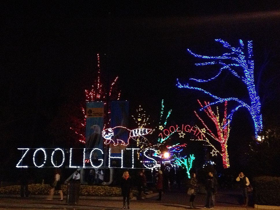 National Zoological Park Zoolights