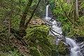 Naturschutzgebiet Schwarza-Schlücht-Tal - Wasserfälle in der Berauer Halde Bild 1.jpg