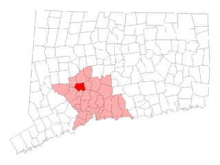 Naugatuck, Connecticut Consolidated borough and town in Connecticut, US