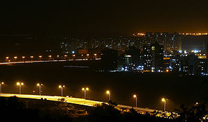 Parsik Hill - Image: Navi Mumbai