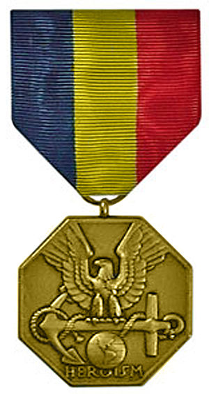 Awards and decorations of the United States Department of the Navy - Image: Navmarine