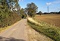 Near Bystaple Lane Level Crossing - geograph.org.uk - 574053.jpg