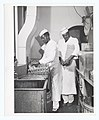 Negro bus-boy dishwashers, Investment Pharmacy, Washington, D.C., July 1941.jpg