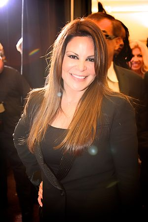 Nely Galán - Galán at the 2013 Alma Awards