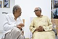 Nemai Ghosh Converse With Bikas Chandra Sanyal - Kolkata 2019-04-17 5278.JPG