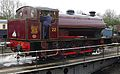 Nene Valley Railway-Hunslet Austerity 060T No22 - Flickr - mick - Lumix.jpg