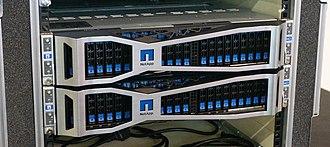 NetApp - NetApp HCI, two chassis