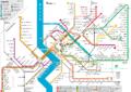 Netzplan Straßenbahn Mannheim und Ludwigshafen.png
