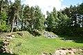 Neuenkirchen (LH) Gilmerdingen - KL - Steinlawine 07 ies.jpg
