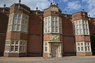 New Hall School - New Hall School in 2014