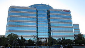 Intel Security's headquarters in Santa Clara, كاليفورنيا
