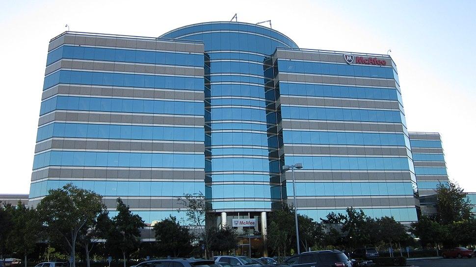New McAfee Headquarters
