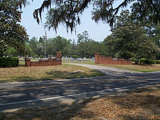 Newnansville, Florida human settlement in United States of America