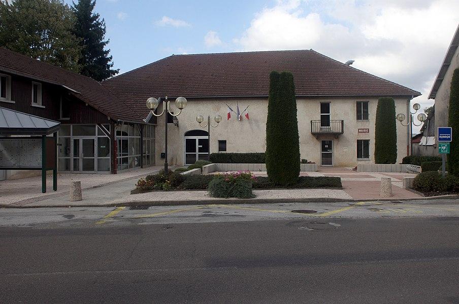 mairie de ney jura