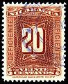Nicaragua 1900 Due Scj46 used.jpg