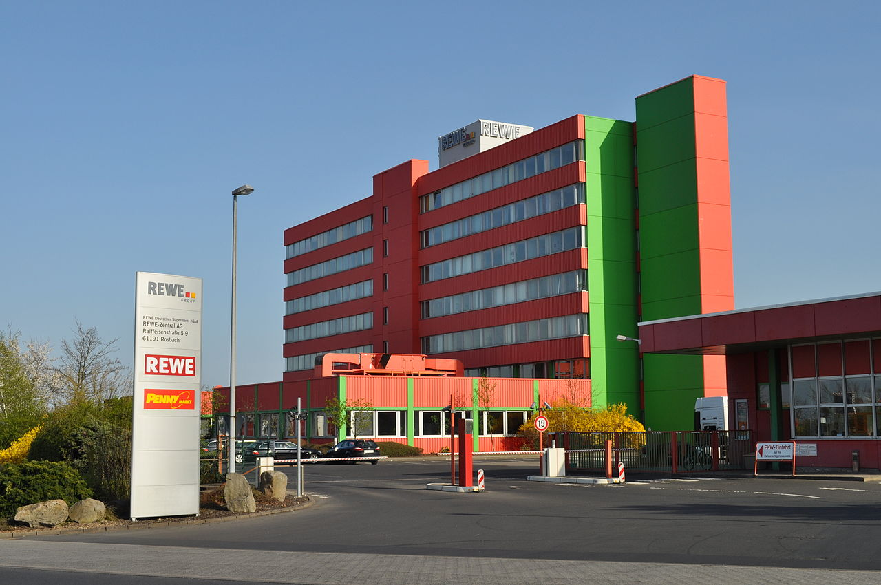 Rewe Zentrale München