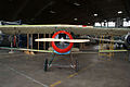 Nieuport 27 HeadOn Restoration NMUSAF 25Sep09 (14413811589).jpg