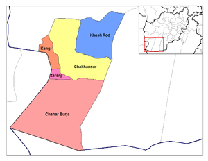 Districts of Nimruz.