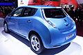 Nissan Leaf - Mondial de l'Automobile de Paris 2012 - 007.jpg