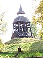 Njutångers kyrka bell tower.jpg