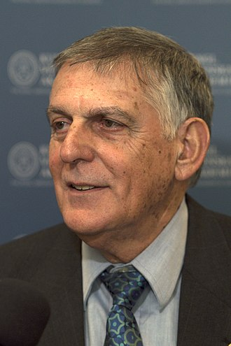 Dan Shechtman - Dan Shechtman, Nobel Prize 2011 press conference.