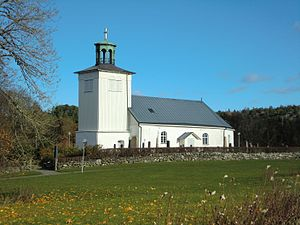 The Anderssons Hit the Road - Recordings were done at Nödinge Church