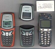 Nokia 5210 Wikipedia